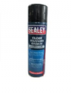 SEALEY CLEAR SILICONE GREASE LUBRICANT